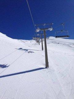 """4 maart Naar de sneeuw """"de Sierra in Bloei"""""""