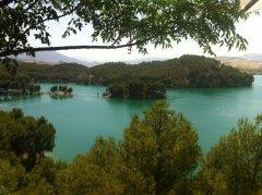 Stuwmeren van el Chorro